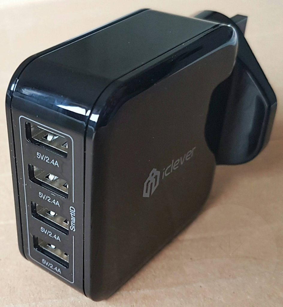 iClever Boostcube 4-port