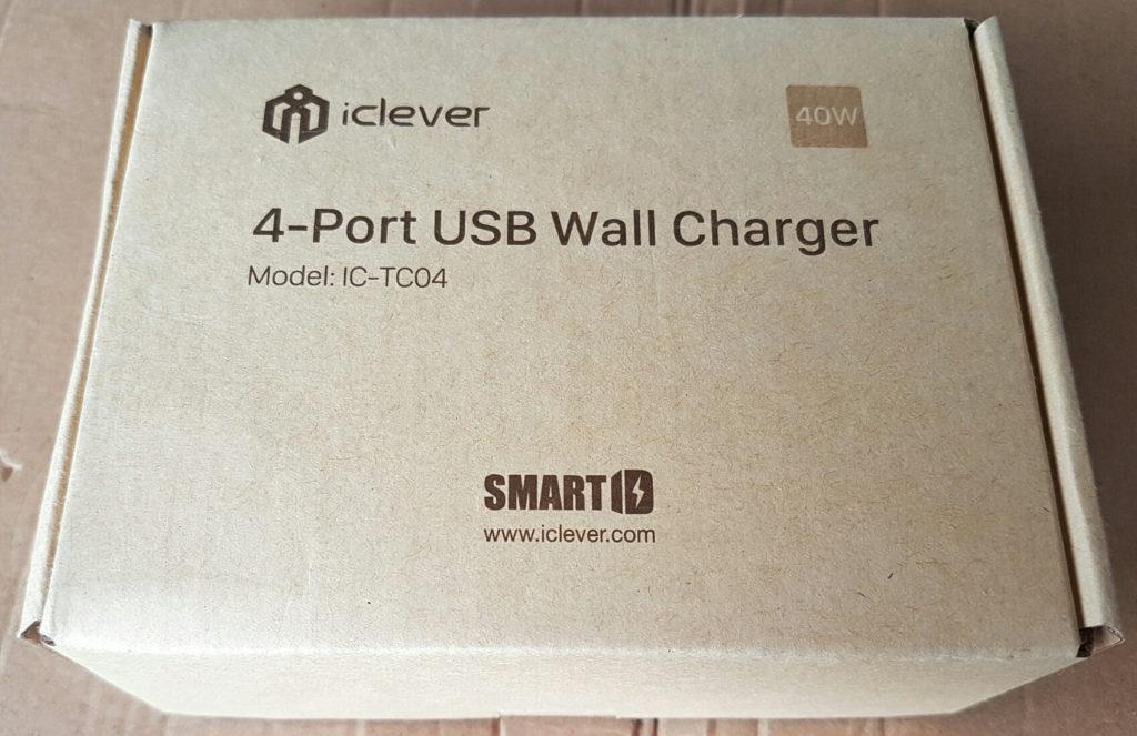 iClever Boostcube 4-port - Box