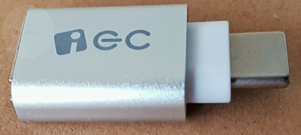 EC USB-C to USB