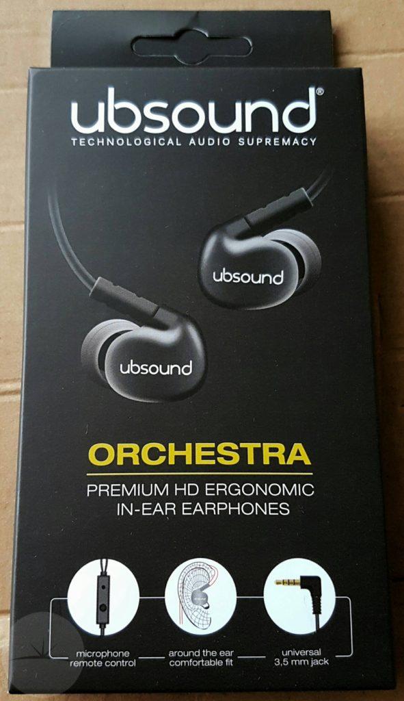 Ubsound Orchestra - Box