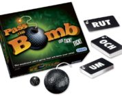 Pass the Bomb and 221b Baker Street Games from Gibsons Games Review