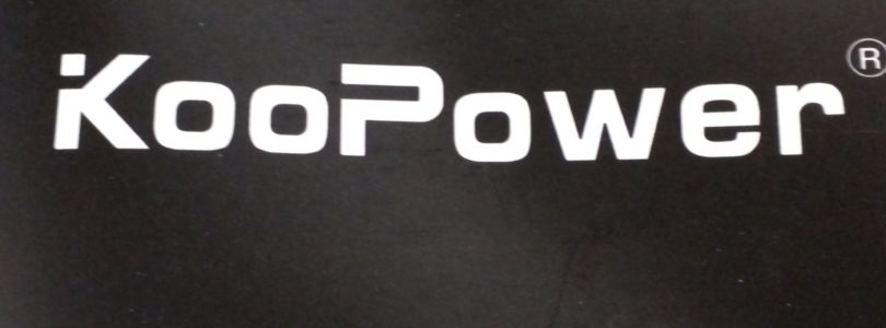 Review: Koopower Blade IV wristwatch