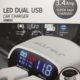 Review: aLLreLi's Dual USB Car Charger