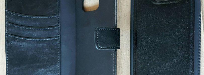 Shanshui Detachable Wallet Case - Open