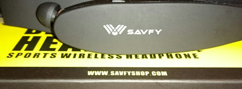 Review – Savfy Neckband Wireless Sports Headset