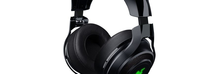 Razer ManO'War Wireless Gaming Headset Review
