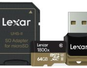 Lexar Professional 1800x 64GB UHS-II microSDXC Memory Card Review