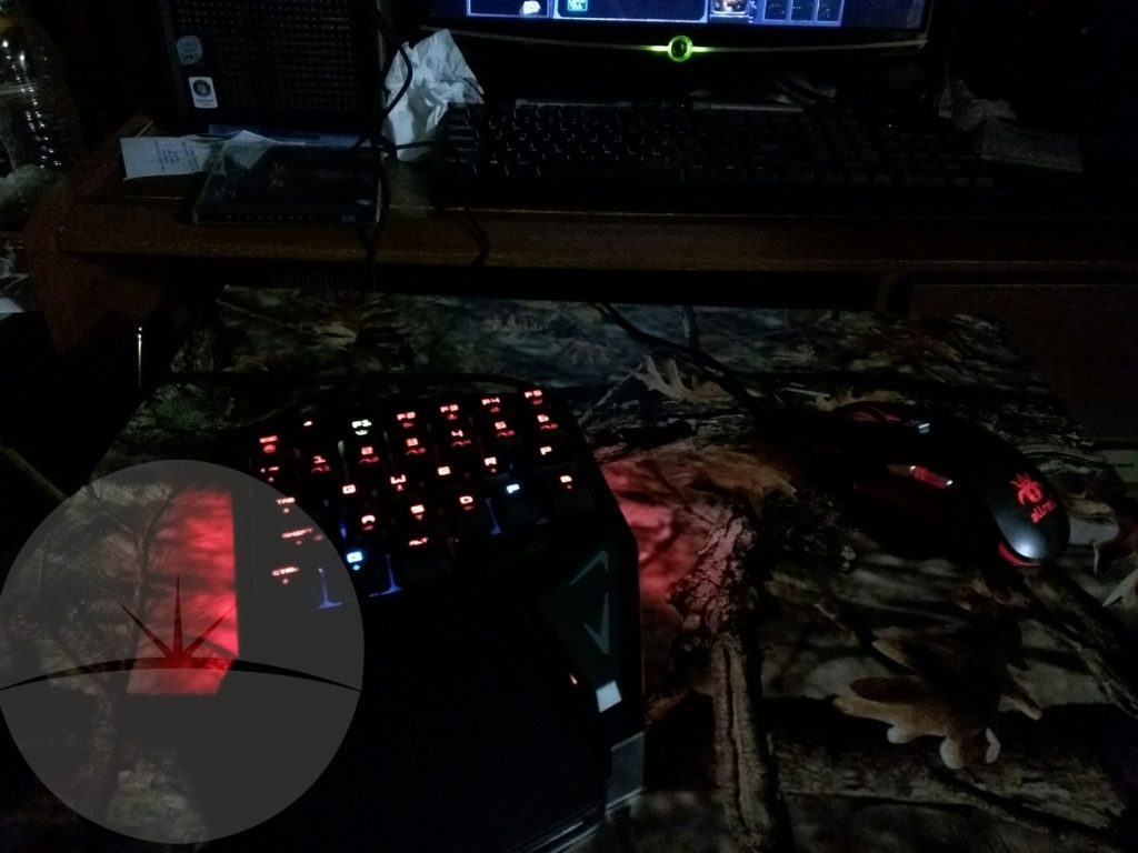 Review: aLLreLi's gaming mouse and T9 keyboard - DroidHorizon