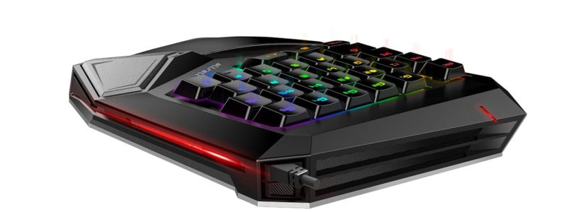 Review: aLLreLi's gaming mouse and T9 keyboard