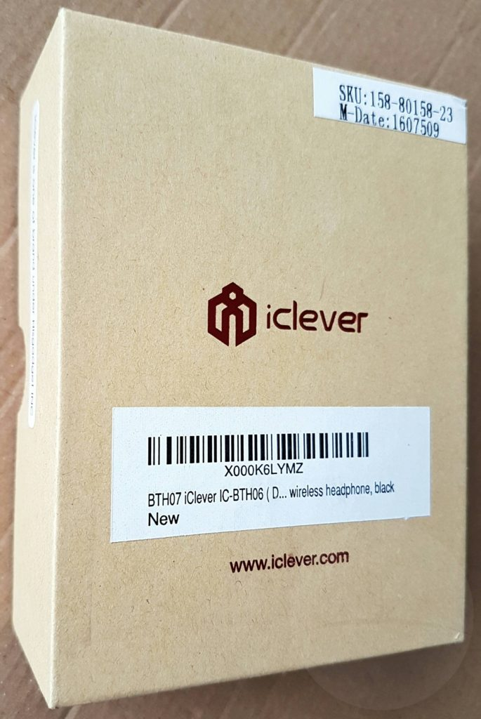 iClever IC-BTH07 - Box