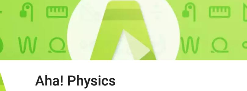 60 Second App Review – Aha! Physics
