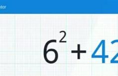 60 Second App Review – MyScript Calculator