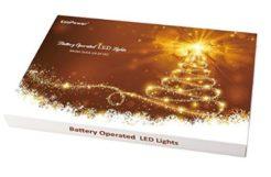 Review: Koopower's Outdoor Fairy Lights