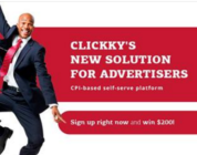 featured Сlickky has Launched an All-in-one Self-serve Platform for Mobile App Promotion