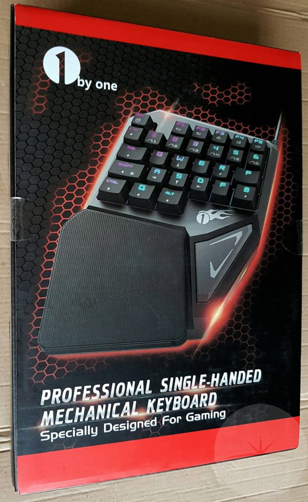 1byone Keypad - Box