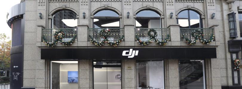 DJI front