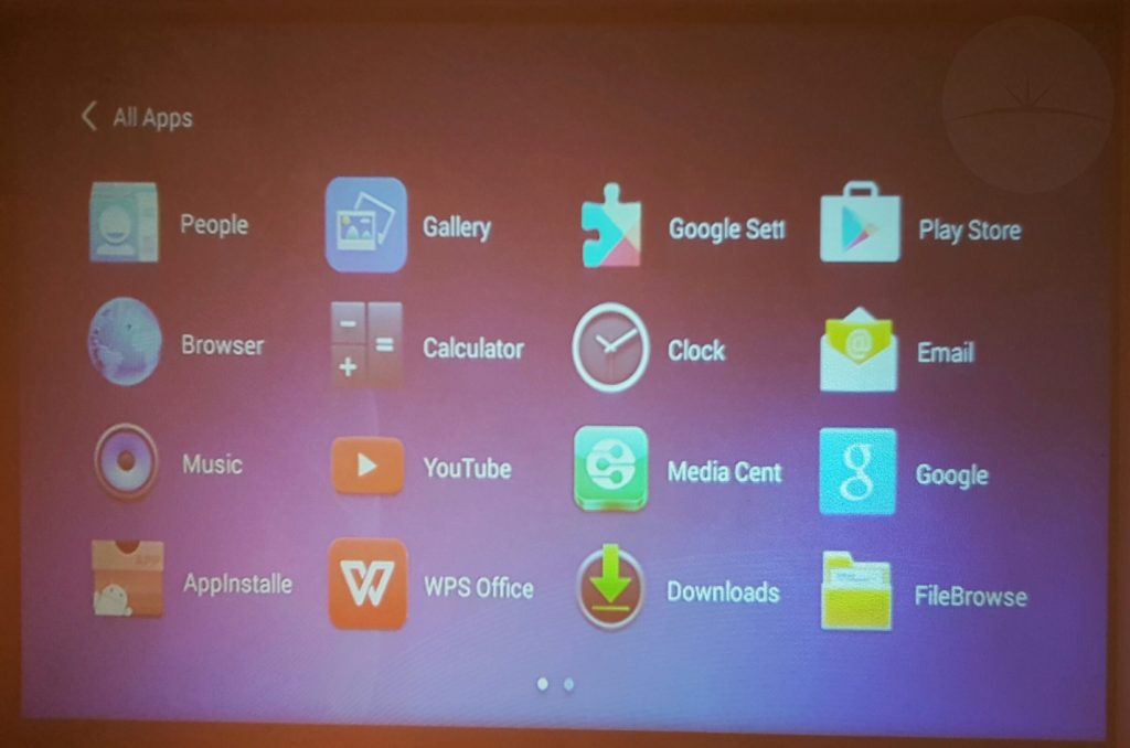 vivibright-projector-app-drawer