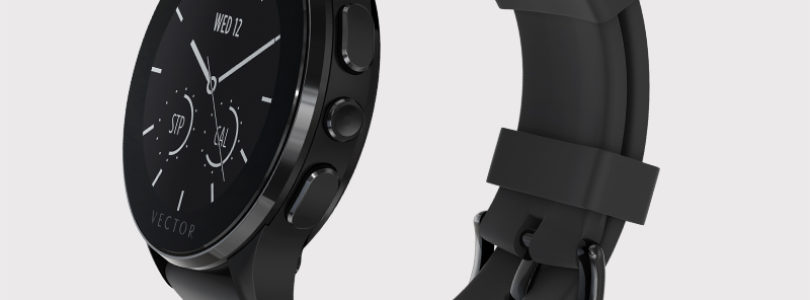 First impressions of the Vector Watch