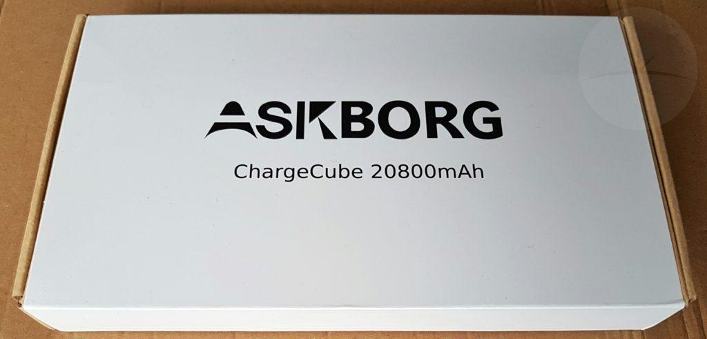 Askborg ChargeCube M021 - Box