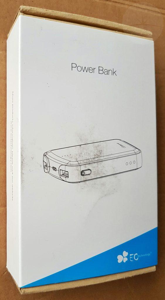 EC 12000mAh - Box