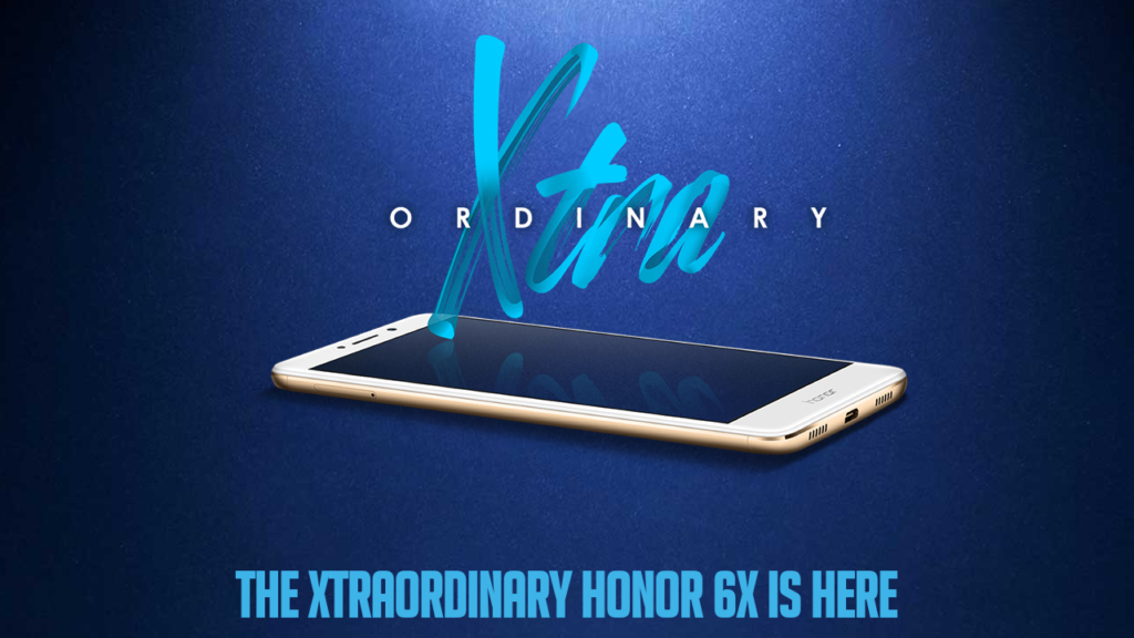 main Honor 6X