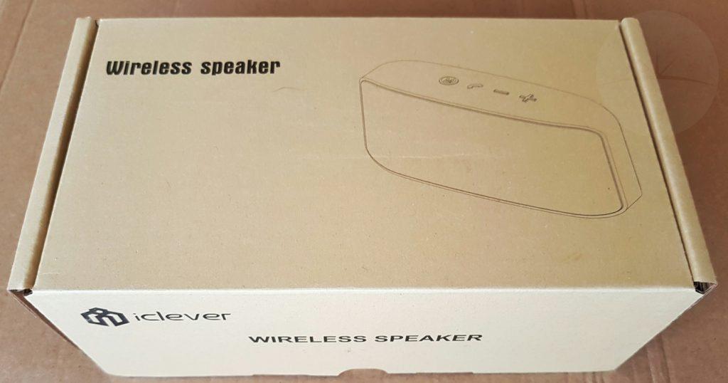 iClever BTS07 Speaker - Box