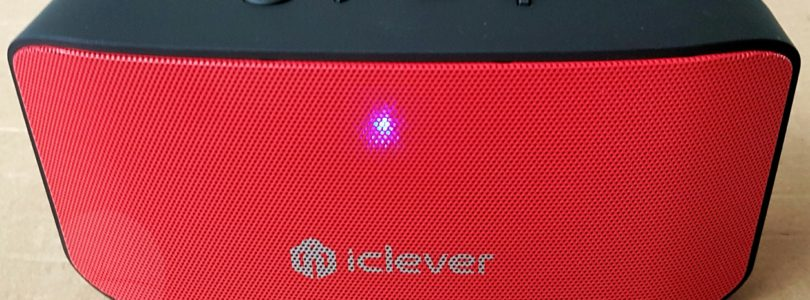 Review: iClever BoostSound BTS07 Bluetooth Speaker