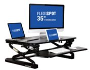 FlexiSpot 35″ Stand Up Desk Review