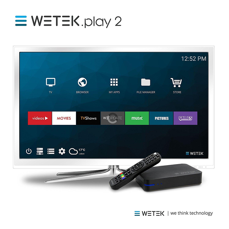 wetek play2  WeTek Play2 Review - DroidHorizon
