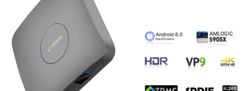 Zidoo A5S Android Box Review