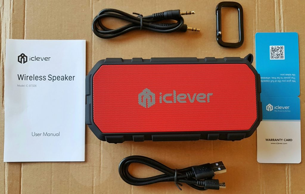 iClever BTS06 - Contents