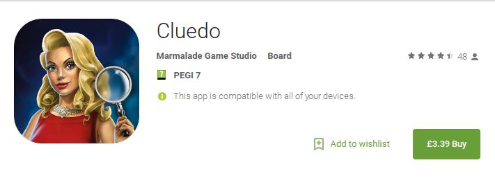 play link cluedo