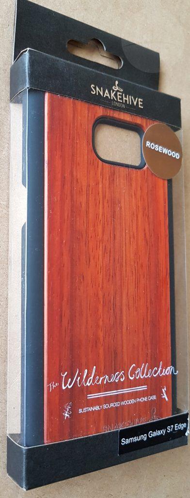 SnakeHive Rosewood S7 Edge - Box
