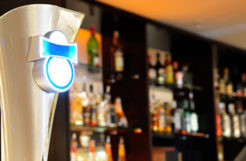 iot point of sale beer