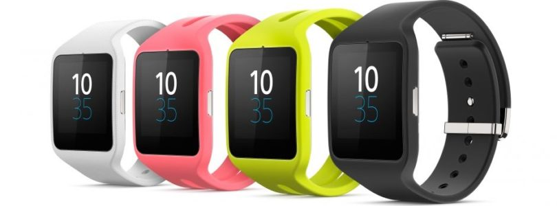 What now for the Sony Smartwatch 3?