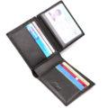 Review: Kinzd's bi/tri-fold leather wallet
