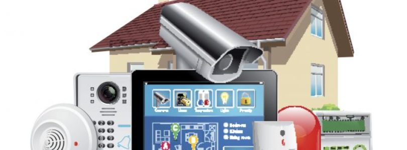 home security smart way