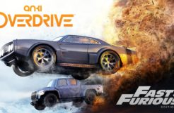FAST & FURIOUS HITS THE TRACK THIS SEPTEMBER WITH ANKI OVERDRIVE: FAST & FURIOUS EDITION