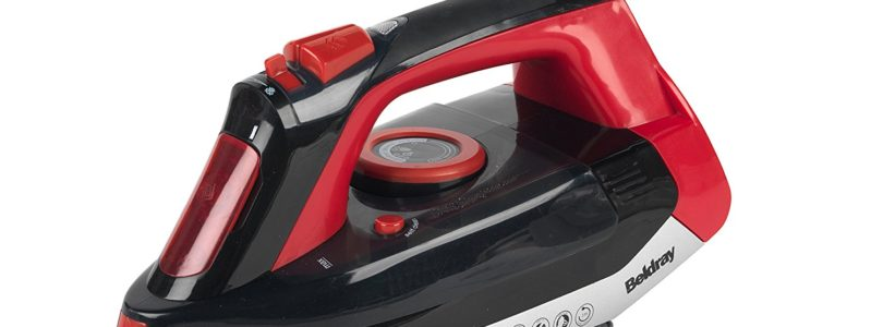Beldray BEL0562R Max Steam Pro Iron Review