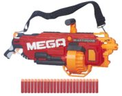 NERF N-Strike Mega and Elite Blaster Review