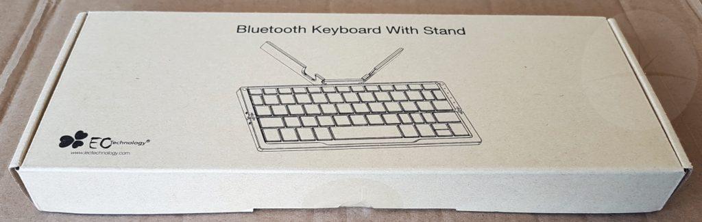 EC Keyboard Stand - Box