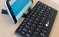 Review: EC Technology Mini Bluetooth Keyboard with Stand