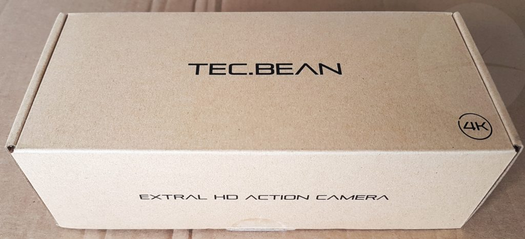 TecBean Action Cam - Box