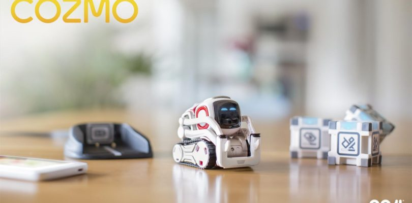 ROBOT INVASION: ANKI ANNOUNCES COZMO COMING TO UK IN SEPTEMBER 2017