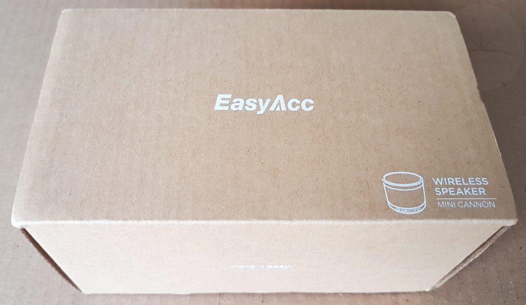 EasyAcc Mini Cannon - Box