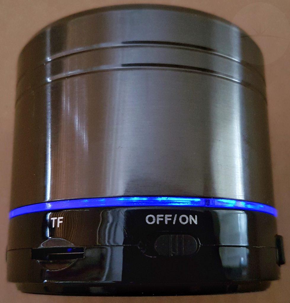 EasyAcc Mini Cannon - LED Strip