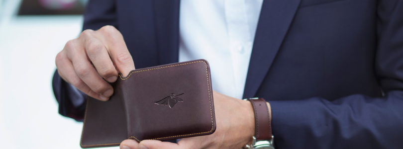 Volterman Smart Wallet Makes Wallet Theft History