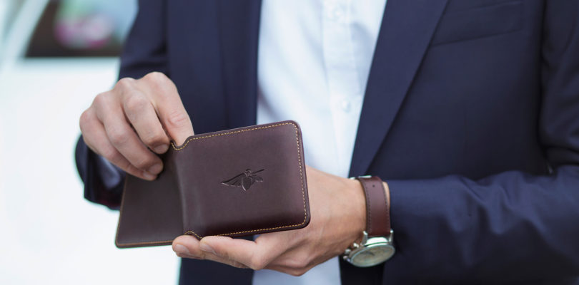 Volterman Smart Wallet Makes Wallet Theft History
