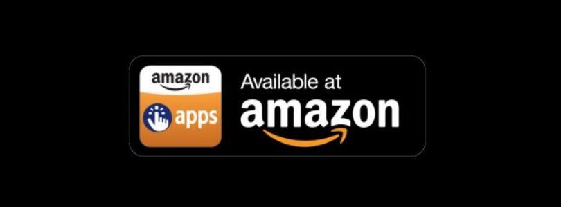 amazon app store black