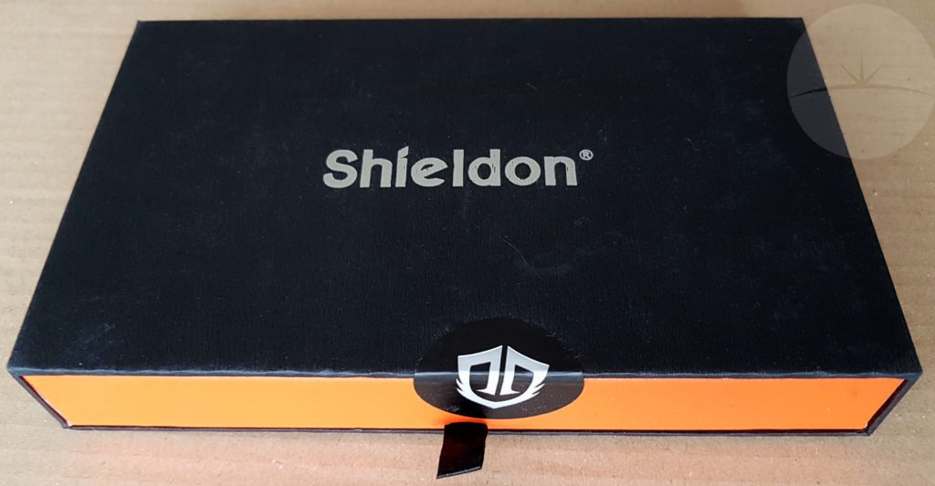 Shieldon S7 Edge Case - Box